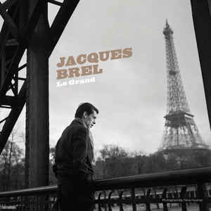BREL JACQUES – BREL LE GRAND (LP)