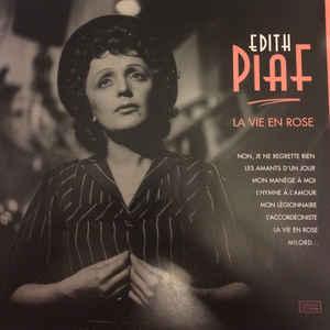 PIAF, EDITH – LA VIE EN ROSE (LP)
