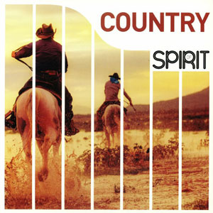 VARIOUS ARTISTS – COUNTRY – SPIRIT OF (LP)
