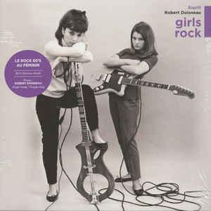 VARIOUS ARTISTS – GIRLS ROCK (LP)