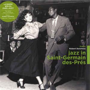 VARIOUS ARTISTS – JAZZ IN SAINT GERMAIN (LP)