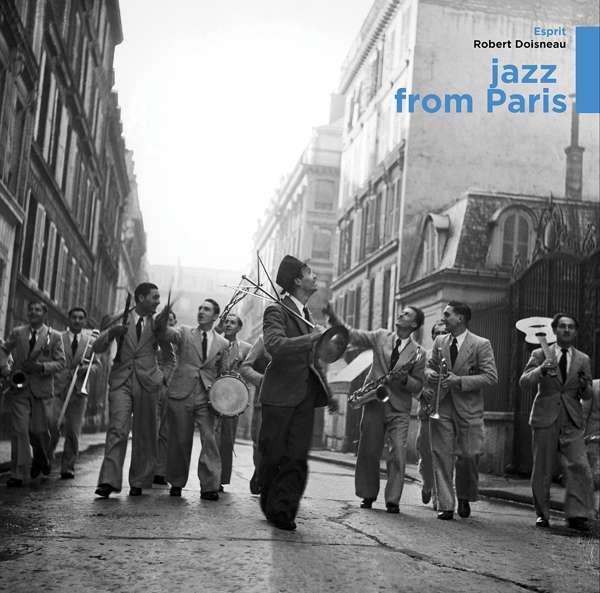 VARIOUS ARTISTS – JAZZ FROM PARIS (LP)