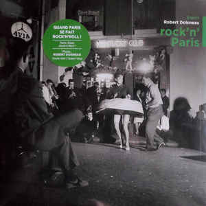 VARIOUS ARTISTS – ROCK'N'PARIS (LP)