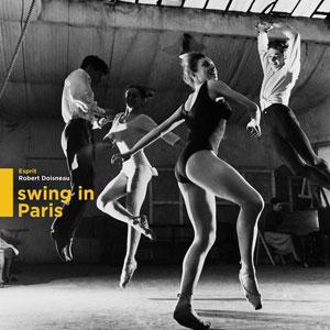 VARIOUS ARTISTS – SWING IN PARIS (LP)