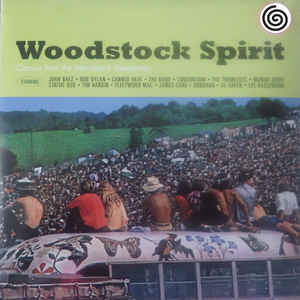 VARIOUS ARTISTS – WOODSTOCK SPIRIT (LP)