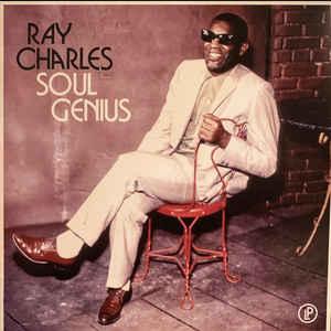 CHARLES RAY – SOUL GENIUS (LP)