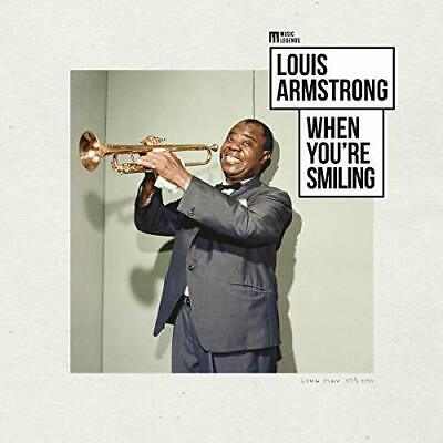 LOUIS ARMSTRONG – MUSIC LEGENDS (LP)