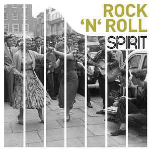 VARIOUS ARTISTS – SPIRIT OF ROCK N ROLL (LP)