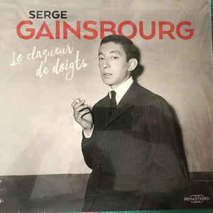 GAINSBOURG, SERGE – LE CLAQUEUR DE DOIGTS (LP)