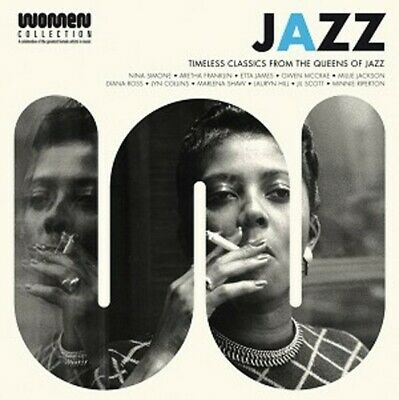 VARIOUS ARTISTS – JAZZ: MASTERPIECES BY THE QUEENS OF JAZZ (2xLP)