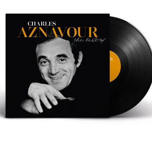 AZNAVOUR CHARLES – THE BEST OF (LP)