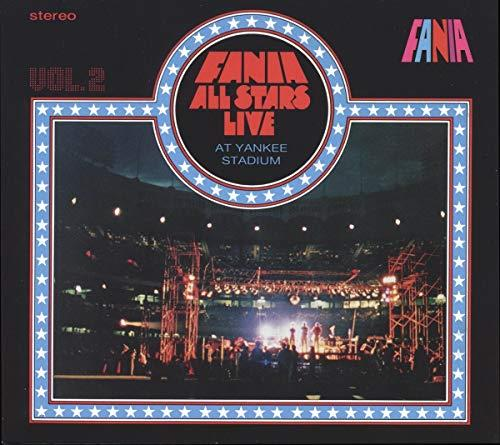 FANIA ALL STARS – LIVE AT YANKEE STAD- (LP)
