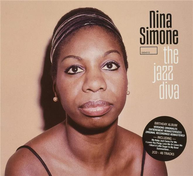 SIMONE NINA – THE JAZZ DIVA (2xCD)