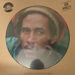 MARLEY, BOB – VINYLART – BOB MARLEY (LP)