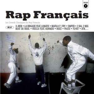 VARIOUS ARTISTS – RAP FRANCAIS VINTAGE (LP)