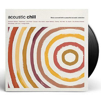VARIOUS ARTISTS – ACOUSTIC CHILL (LP)
