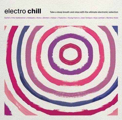 VARIOUS ARTISTS – ELECTRO CHILL (LP)