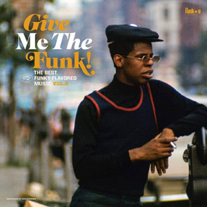 VARIOUS ARTISTS – GIVE ME THE FUNK! VOL. 2 (LP)