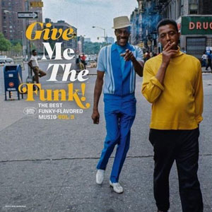 VARIOUS ARTISTS – GIVE ME THE FUNK! VOL. 3 (LP)