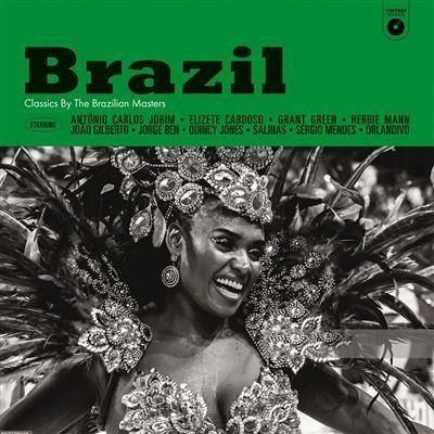 VARIOUS ARTISTS – BRAZIL (LP)