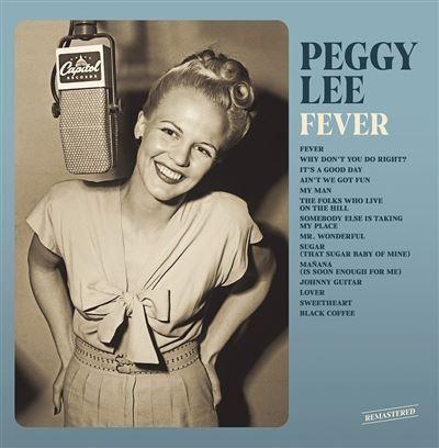 LEE, PEGGY – FEVER (LP)