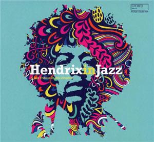 VARIOUS ARTISTS – HENDRIX IN JAZZ (LP)
