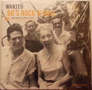 VARIOUS ARTISTS – WANTED 50'S (LP)
