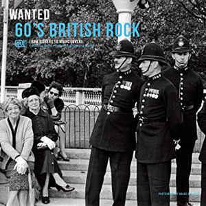 WANTED 60'S BRITISH – WANTED 60'S BRITISH (LP)