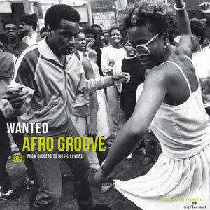 WANTED AFRO GROOVE – WANTED AFRO GROOVE (LP)
