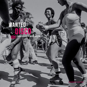 WANTED DISCO – WANTED DISCO (LP)
