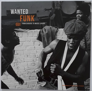 WANTED FUNK – WANTED FUNK (LP)