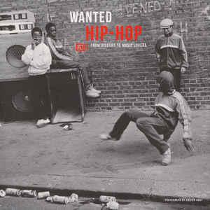VARIOUS ARTISTS – WANTED HIP-HOP (LP)