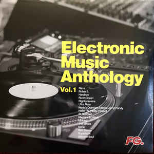 VARIOUS ARTISTS – ELECTRONIC MUSIC ANTHOLOGY VOL.1 (2xLP)