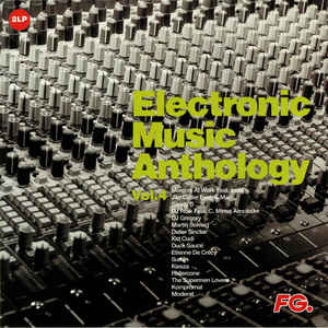 VARIOUS ARTISTS – ANTHOLOGY OF ELECTRONIC MUSIC BY FG VOL4 (2xLP)
