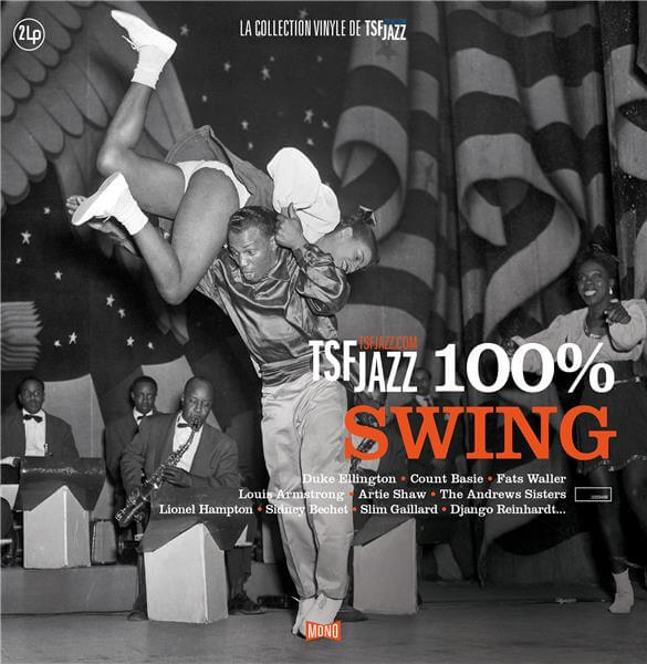 VARIOUS ARTISTS – 100% SWING (2xLP)