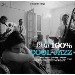 VARIOUS ARTISTS – TSF JAZZ – 100% JAZZ COOL (2xLP)