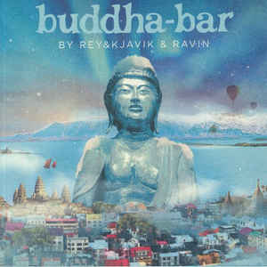 VARIOUS ARTISTS – BUDDHA BAR BY REYKJAVIK AND RAVIN (2xCD)