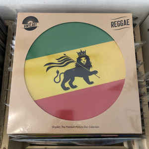 REGGAE – VINYLART REGGAE (LP)