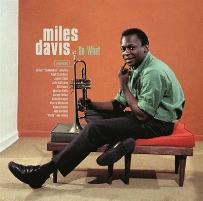 MILES DAVIS – SO WHAT (LP)