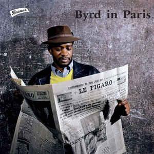 DONALD BYRD: BYRD IN PARIS –  (LP)