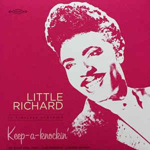 RICHARD, LITTLE – LP + CD – KEEP A-KNOCKIN' (PINK VINYL) (2xLP)