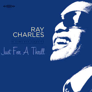 CHARLES, RAY – JUST FOR A THRILL (BASIC) (BLACK VINYL) (LP)