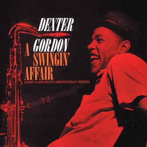 GORDON, DEXTER – A SWINGIN' AFFAIR (BLACK VINYL) (LP)