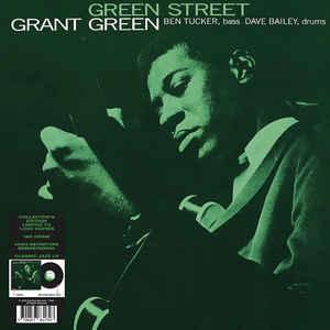 GREEN, GRANT – GREEN STREET (BLACK VINYL) (LP)
