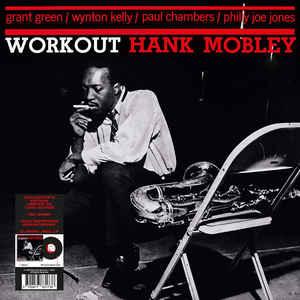 MOBLEY, HANK – WORKOUT (LP)