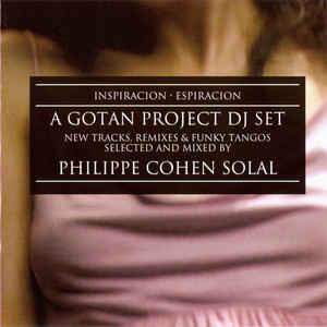 GOTAN PROJECT INSPIRACION ESPIRACION CD ПРЕОЦЕНЕН –  (CD)