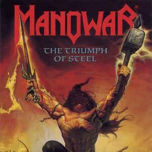 MANOWAR – TRIUMPH OF STEEL (2xLP)