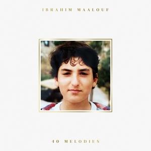 MAALOUF, IBRAHIM – 40 MELODIES (LP)
