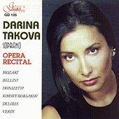 TAKOVA, DARINA – DARINA TAKOVA, SOPRANO (CD)