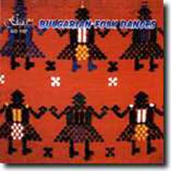 VARIOUS – BULGARIAN FOLK DANCES (CD)